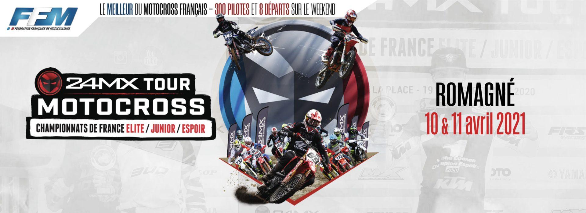 24mxtour 2021 romagne